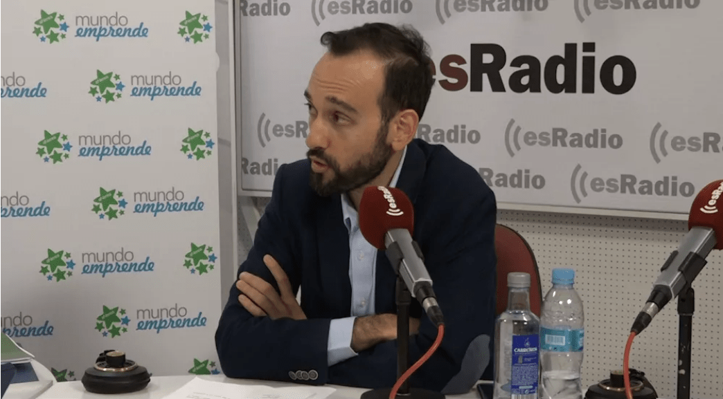 David de Matías, autor del GuíaBurros: Marketing turístico en esRadio