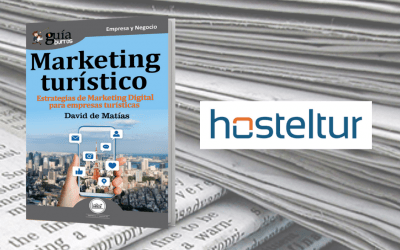 Hosteltur ha reseñado este libro sobre marketing turístico